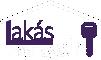 Rövidtávú lakáskiadás menedzsment Logo