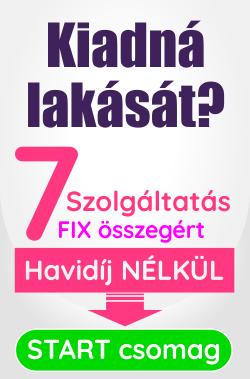 airbnb budaspest - 7 szolgáltatéás fix összegért